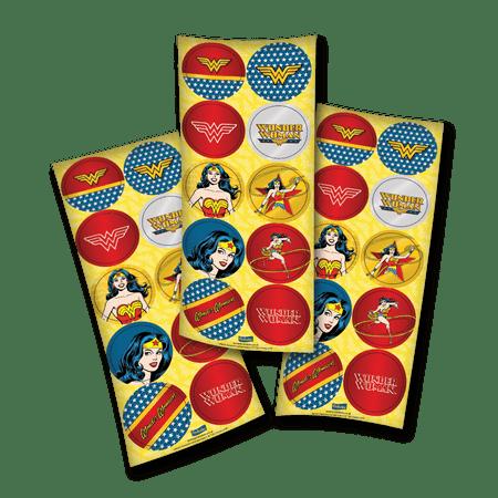 adesivos-mulher-maravilha-festcolor-30-unidades