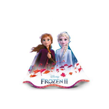 chapeu-de-aniversario-frozen-regina-8-unidades