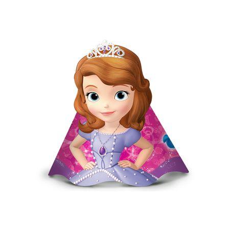 chapeu-de-aniversario-princesinha-sofia-regina-8-unidades