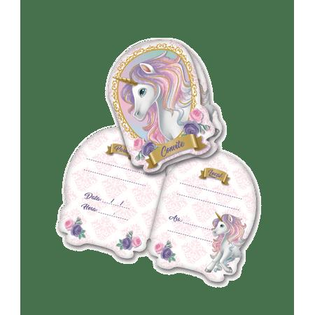 convite-unicornio-8-unidades-festcolor