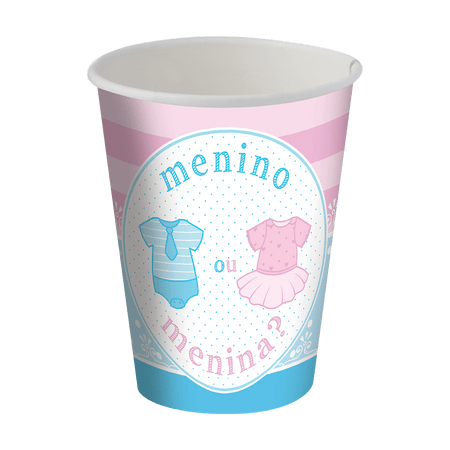 copo-de-papel-descartavel-cha-revelacao-festcolor-8-unidades