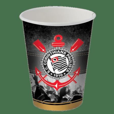 copo-de-papel-descartavel-corinthians-festcolor-8-unidades