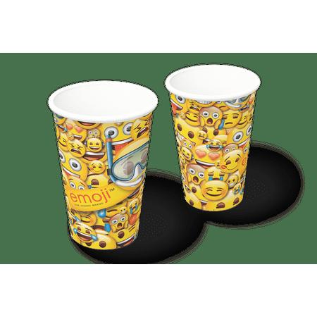 copo-de-papel-descartavel-emoji-festcolor-8-unidades