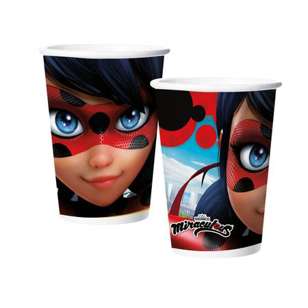 copo-de-papel-descartavel-lady-bug-regina-8-unidades