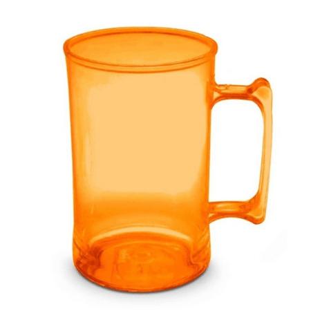 caneca-acrilica-laranja-lojas-brilhante
