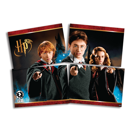 painel-4-laminas-harry-potter-festcolor