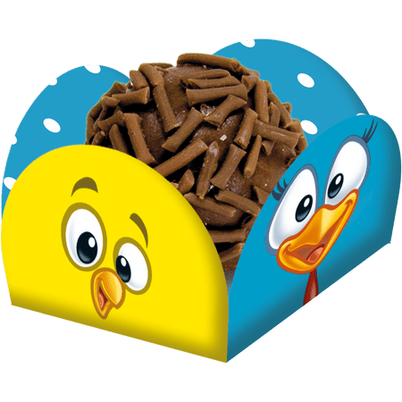 porta-forminha-para-doces-galinha-pintadinha-festcolor-40-unidades