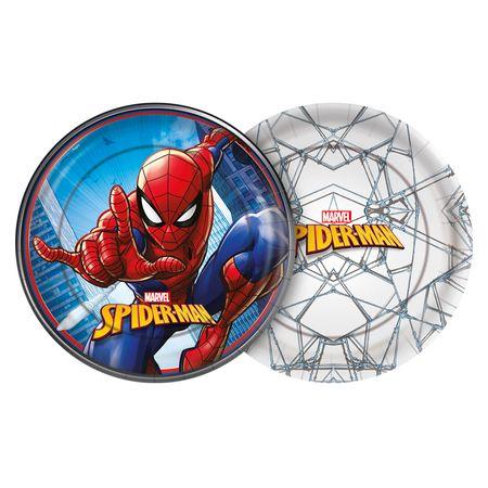 prato-descartavel-homem-aranha-regina-8-unidades