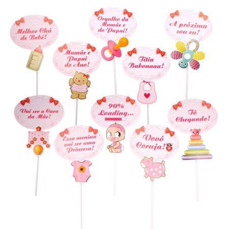 plaquinhas-cha-de-bebe-rosa-lojas-brilhante