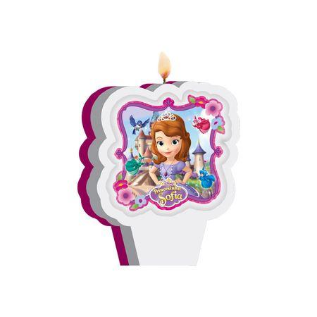vela-princesinha-sofia-regina