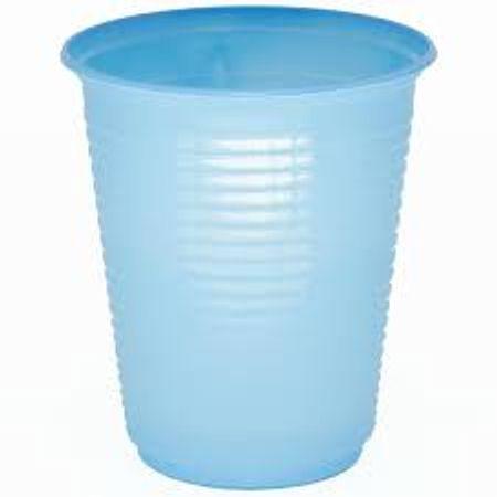 Copo-Plastico-Descartavel-Azul-Claro-200ml-50-unidades