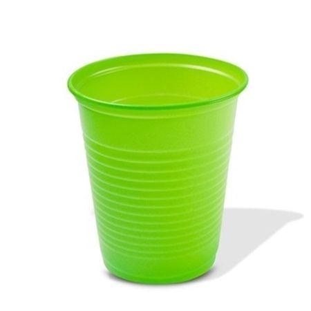 Copo-Plastico-Descartavel-Verde-Claro-200ml-50-unidades