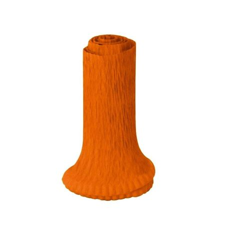 babado-para-bolo-crepom-laranja-2-metros