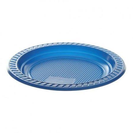 prato-descartavel-raso-15cm-azul-escuro-10-unidades