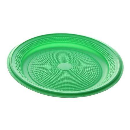 prato-descartavel-raso-15cm-verde-escuro-10-unidades