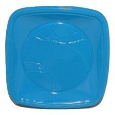 prato-descartavel-raso-quadrado-15cm-azul-claro-10-unidades