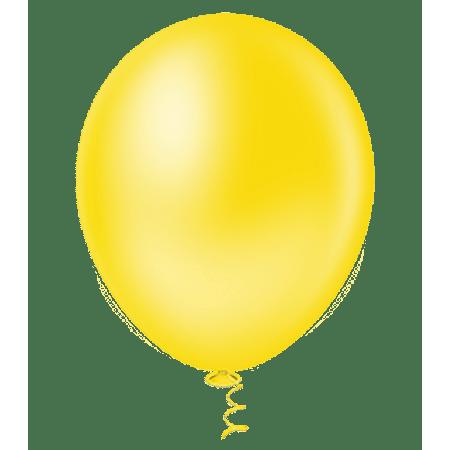 balao-pic-pic-n5-amarelo-50-unidades