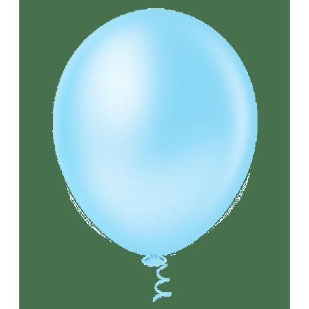 balao-pic-pic-n5-azul-claro-50-unidades