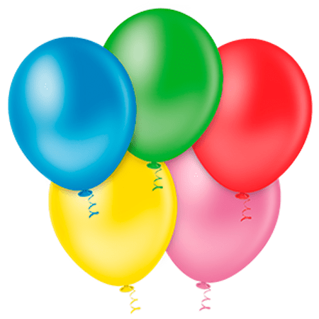 balao-pic-pic-n5-colorido-50-unidades