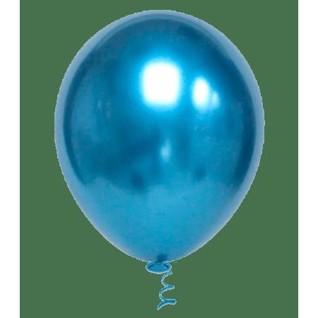 balao-pic-pic-n5-platino-azul-25-unidades