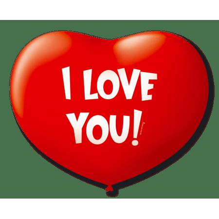 balao-sao-roque-coracao-n11-vermelho-i-love-you-25-unidades