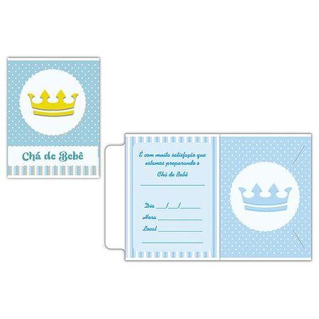 convite-cha-de-bebe-coroa-azul-10-unidades
