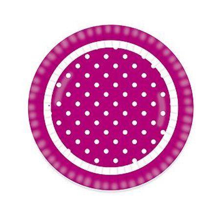 prato-pink-poa-branco-10-unidades