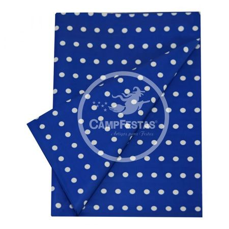 toalha-perolada-quadrada-78-x-78-cm-azul-escura-poa-branco-10-unidades