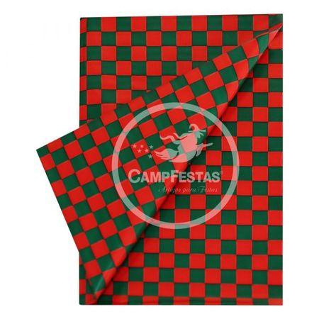 toalha-perolada-quadrada-78-x-78-cm-xadrez-vermelha-e-verde-10-unidades