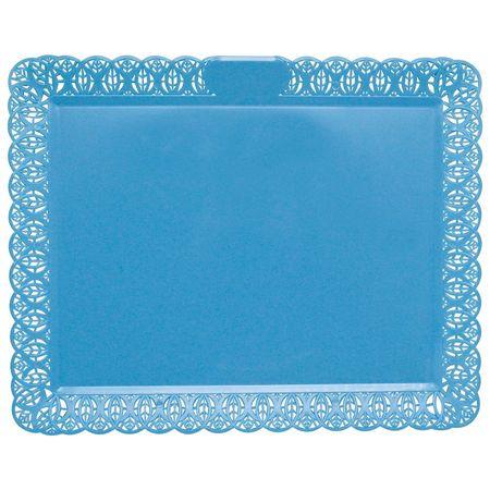 bandeja-rendada-retangular-azul-lojas-brilhante