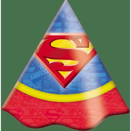 chapeu-de-aniversario-super-homem-festcolor