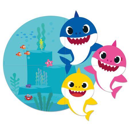 painel-4-laminas-decorativo-baby-shark-cromus
