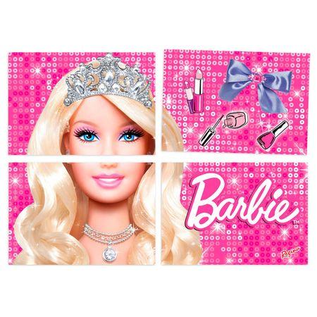 painel-4-laminas-barbie-regina