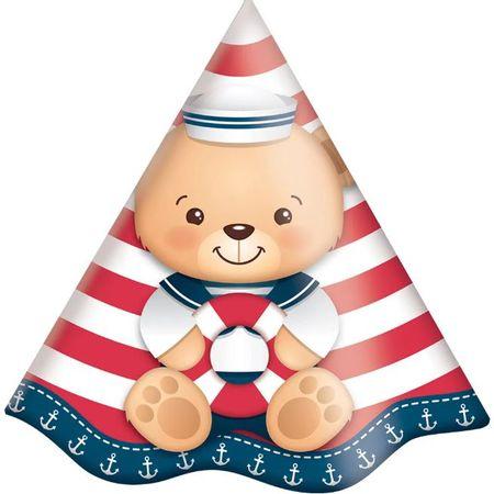 chapeu-de-aniversario-ursinho-marinheiro-festcolor