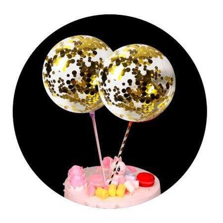 topo-de-bolo-mini-bubble-confete-rose
