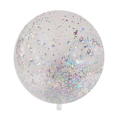 bubble-com-confete-prata