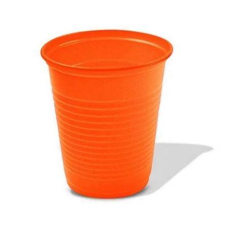 copo-plastico-200ml-laranja-atacado