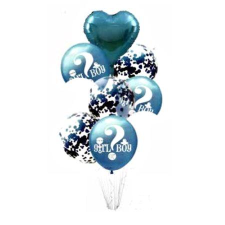 bouquet-baloes-9-pecas-cha-revelacao-azul