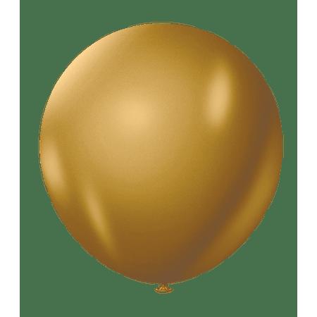 balao-sao-roque-n9-metalico-dourado