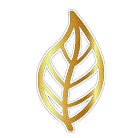 folha-decorativa-dourada