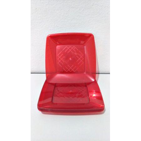 prato-acrilico-quadrado-vermelho