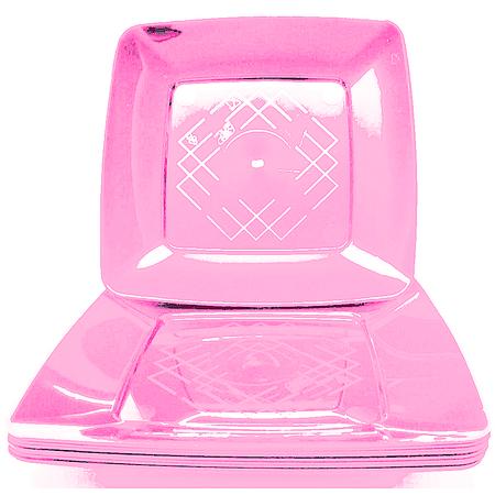 prato-acrilico-quadrado-rosa