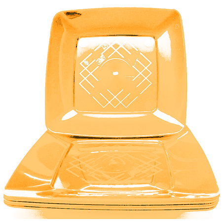 prato-acrilico-quadrado-laranja