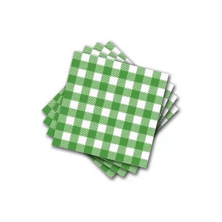 guardanapo-de-papel-xadrez-verde