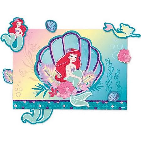 kit-decorativo-pequena-sereia-regina-montado