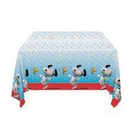 toalha-de-mesa-plastica-snoopy-festcolor